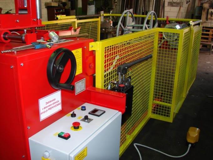 Producción de máquinas especializadas